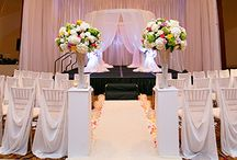 Weddings at Cobb Energy Centre / Posh beauty and versatility are hallmarks of the 10,000-square-foot Ballroom, an elite setting for special events.  And, what event is more special than you wedding! http://www.cobbenergycentre.com/plan-your-event/