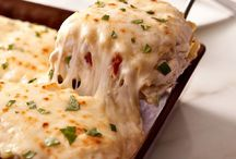 Lotsa Pasta / You guessed it....Pasta!