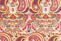 Pink Light Fabrics