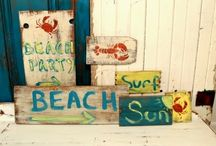 Beach Shack / by Donna Stovesand