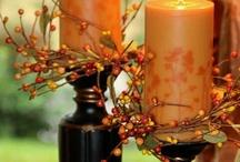 Lampiony i świece