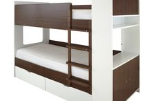Bunk Beds / Here are some of our exclusively designed, rock solid bunk beds. The most authoritative range of bunk beds in the land, at prices to suit all budgets! Built to endure all that life throws at them, they have exquisite detailing, can covert to 2 full sized single beds and have ladders can be positioned on the left or right. All our bunk beds are built and tested to meet high safety standards.
