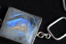 Moonstone Bracelets / Handmade moonstone bracelets, available in all sizes