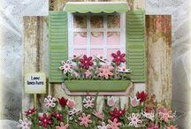 Ház, ajtó, ablak / Képeslapok a nagyvilágból