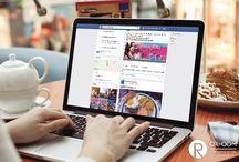 Communication Web / Notre #agence gère la partie #web de votre communication. De la création d'un #site internet à la gestion des réseaux sociaux en passant par l'e-réputation, OR-COM s'occupe entièrement de votre #communication web!