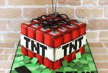 Mincraft kaker