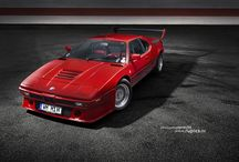 BMW M1 / by Ant Stevens