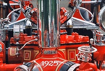 Auto: fire engine