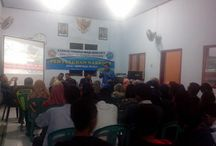 Di Desa Juwet Kunjang, BNN Kabupaten Kediri Perang Lawan Narkoba