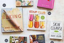 BOOKS / Cook books, novels, ideas, kids books.
