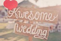 Wedding Ideas for our wedding