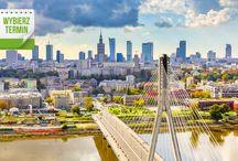 Miasta w PL - dobre hotele / Ciekawe hotele z Warszawy i Krakowa na Grouponie