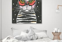 Shop CURIOOS / Art and Home Decor
