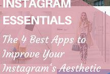 Social Media / Social media information and advice. Facebook, Twitter, Pinterest, Instagram, Snapchat, Tailwind
