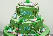Dorty k narozeninám
