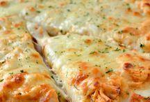 Recettes- Pizza