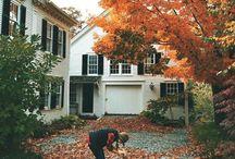 seasonal houses & aesth houses