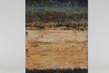Patricia Oblack @ Aberson's Exhibits / Original Fine Art / Acrylic on panel.