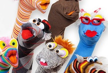 Sock monkeys