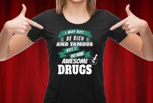 Pharmacy Tee's / T Shirts related to Pharmacy
