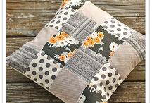 pillows - patchork