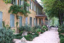 French gardens / French gardens