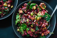 Recipes that make me I feel fit and healthy!