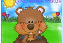 Groundhog Day / Groundhog Day is February 2nd. These lessons and resources are for prek, kindergarten, first grade, and second grade classrooms.