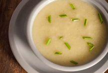 Bouillons et Soupes - Hiver / Chaud devant !