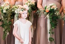 Flower Girls / by Stoneblossom Floral and Event Design