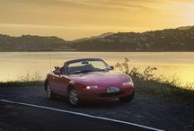 My Mazda MX5 / After a recent refurbishment my 1990 MX5 - one owner from new - is as good as new.