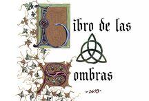 """EL LIBRO DE LAS SOMBRAS """"LAS EMBRUJADAS"""""""