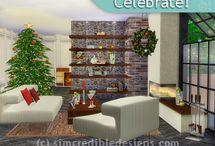 [Carnet Déco] Sims Artists
