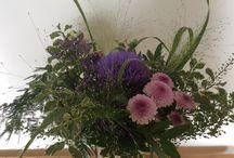 Yvet romantic bouquets