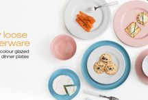 Lovely Dinnerware / Perfect dining and entertaining products for you, your home and your guests.
