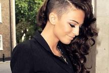 Skillex hair