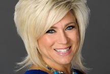 Theresa Caputo / by Bobbie Ray