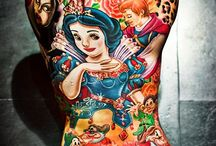 Disney Tattoos / by Kristine Marshall