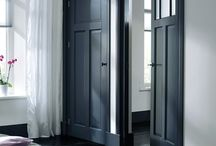 deuren en kozijnen antreciet grijs