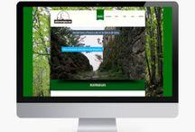 Diseños web por Basicum.es / Trabajos realizados por la empresa de diseño web y creación de páginas web. http://www.basicum.es/galeria-web/