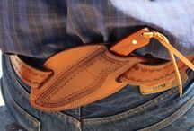 Knife holster
