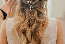 Inspiring Bridal Hair Dos