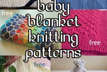 Baby Blanket Knitted