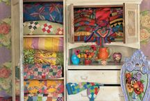 Kaffe Fassett dreaming in colour