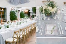 wedding pallets & themes