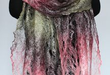 шарфы палантины