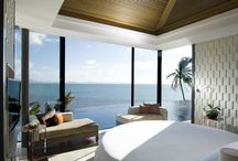 Royal Oceanview Pool Villa / Experience the very best of tropical resort living in this singular Conrad structure, the premium suite at Conrad Koh Samui and arguably one of the finest luxury villa's on the island.  / by Conrad Koh Samui