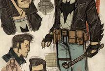 Batman / by Bergan Blackwell