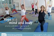 Mind and Body / Mind and body practices are a large and diverse group of techniques that are administered or taught to others by a trained practitioner or teacher. Examples include acupuncture, massage therapy, meditation, relaxation techniques, spinal manipulation, and yoga. Learn more about mind and body practices: http://1.usa.gov/1FXiLM6