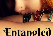 Entangled Summer / The New Adult urban fantasy romance novel